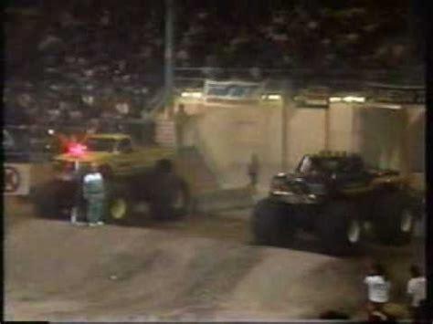 albuquerque monster truck show tnt monster truck challenge 1990 albuquerque race 1 tuff