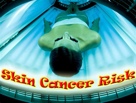 tanning bed cancer links between skin cancer and tanning bed usage risks