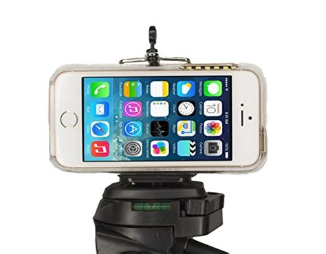Mount Reality For Iphone 5 5s 5c Se Black cell phone tripod adapter iphone tripod mount se 6 6s