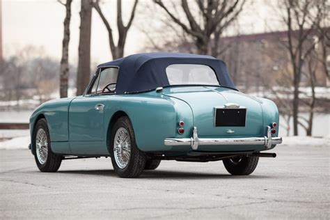 1955 Aston Martin by 1955 Aston Martin Db2 4 Lhd Drophead