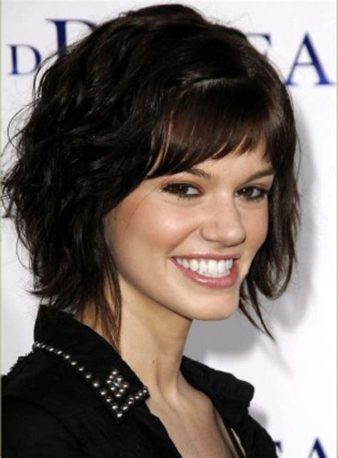 Haircuts For Thick Curly Hair 2012 | 35 short wavy hair 2012 2013 short hairstyles 2017