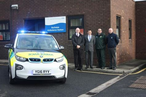 Northwest Bmw Service by Electric Paramedic Cars Could Save Millions For West