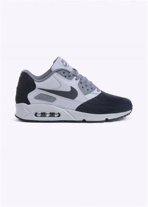 Nike Airmax 90 Half Tab For Man40 44 nike footwear air max 90 premium grey black triads mens from triads uk