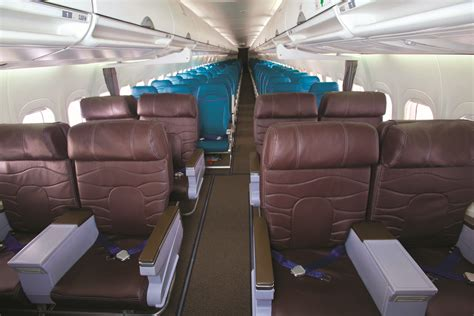 delta 717 cabin wave hello to hawaiian s new 717 interior product