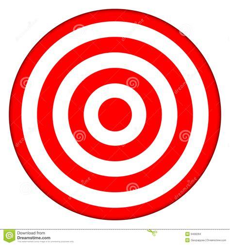bullseye target bullseye target stock images image 9468284