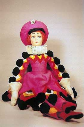 lenci dolls history lenci characters the circus