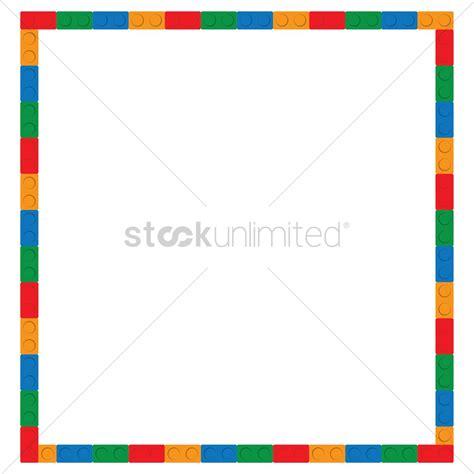 pattern frame vector simple pattern frame border vector image 1343200