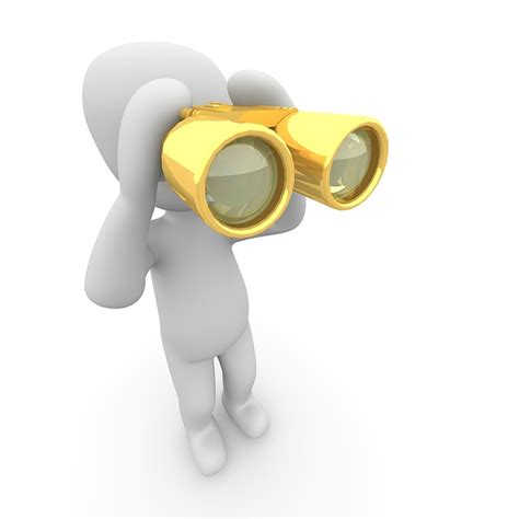 find clipart free illustration binoculars search see to find free