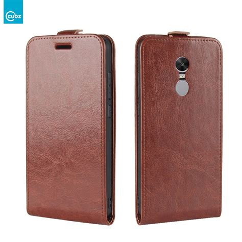 3d Brown For Xiaomi Redmi Note 4x husa xiaomi redmi note 4x cubz flip type magnetic brown