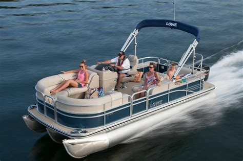 are lowe pontoon boats good 2016 new lowe ss210 rfl pontoon boat for sale 16 901