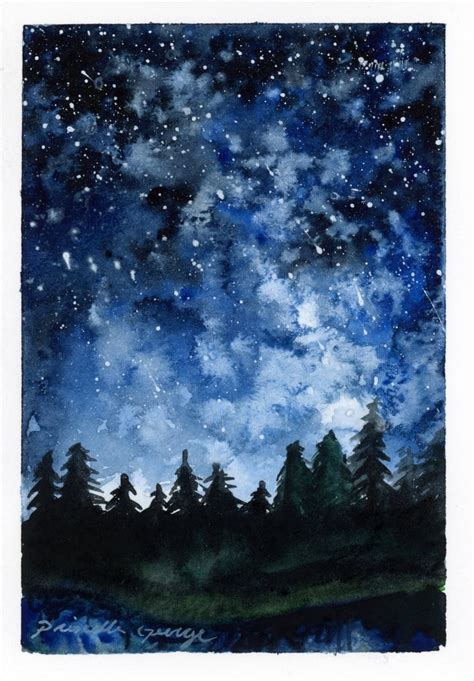 paint nite duration best 25 forest ideas on fox silhouette