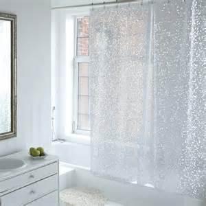 dusch vorhang duschvorhang 180x200 confetti transparent farbe