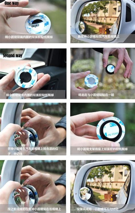 Kaca Spion Cembung Wide Angle kaca spion cembung wide angle silver jakartanotebook