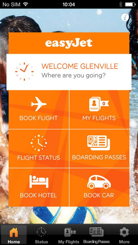 easyjet check in mobile easyjet mobile for iphone