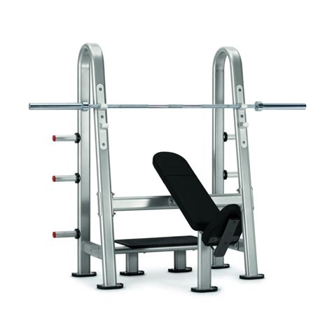 star trac bench olympic incline bench star trac commercial gym equipment