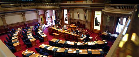 Colorado House Of Representatives by File Coloradostatecapitolsenatechamber Gobeirne Jpg