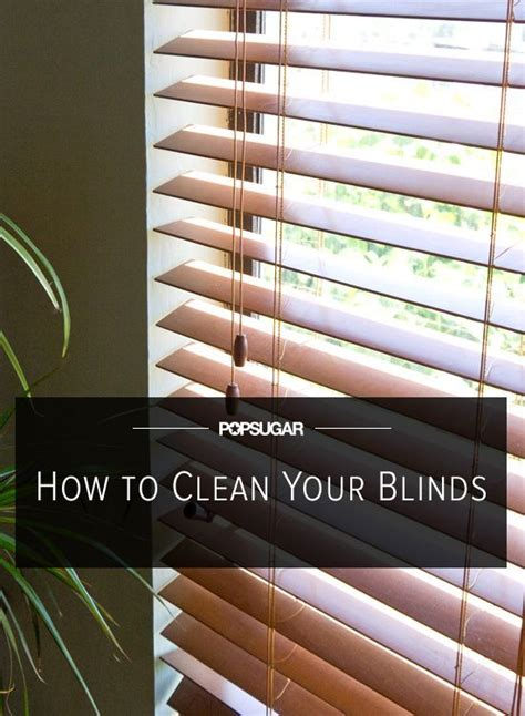 Best Way To Clean Dust Blinds best 25 cleaning wood blinds ideas on