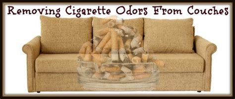 remove smoke smell from sofa removing cigarette smoke odor from couches
