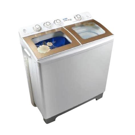 Mesin Cuci Akari Bekas jual akari awm 12sk mesin cuci 2 tabung 12 kg