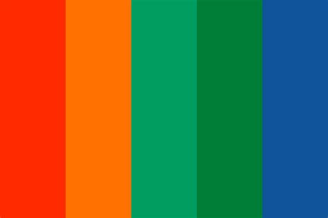 colorblind safe colors mazda 787b renown racing color palette