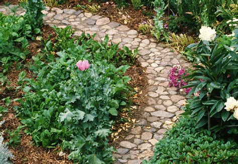 Gartenweg Anlegen Naturstein