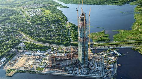 Job Resume Tips by Lakhta Center Saint Petersburg Russia