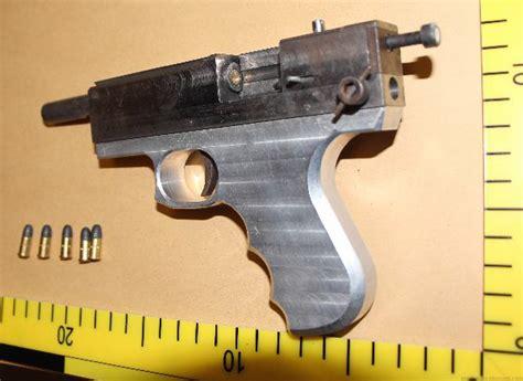 Handmade Pistol - handmade 22 single republic impro guns
