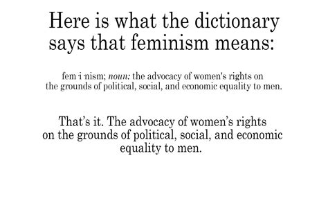 celebrity feminism definition an illustrated guide to feminism huffpost