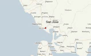 San Jose Maps by San Jose Philippines Location Guide