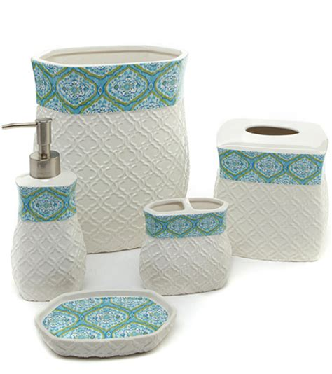 Turquoise Bathroom Accessories Bath Everything Turquoise