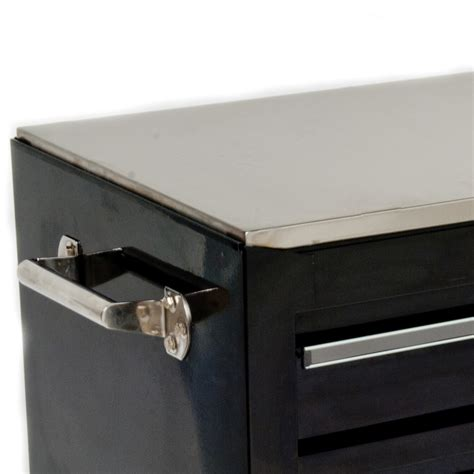 stainless bench top buy maxim stainless steel benchtop to suit our 42 inch roll cabinets australia toolbox