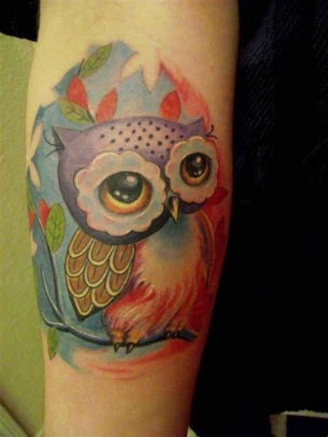 Oberarm School by 1000 Images About Colorful Tattoos On