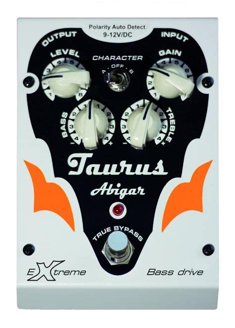 Taurus T Di Mk2 Bass Pre 1 news un pr 233 di et une overdrive chez taurus audiofanzine