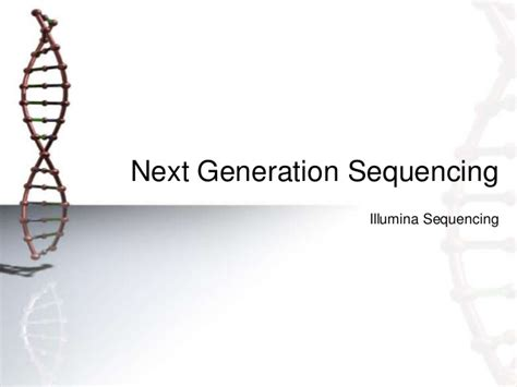 illumina pyrosequencing illumina sequencing