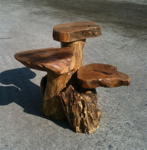 How To Bring A Dead Plant Back To Life by Wooden 3 Tier Coffee Root Table Plant Stand Chiselcraft