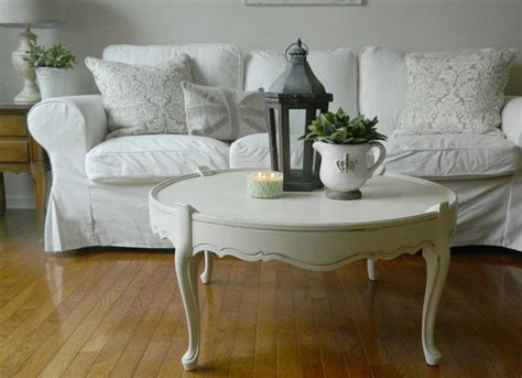 shabby chic sofa covers with white color ideas home interior exterior