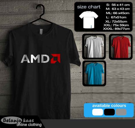 Kaos Distro 01 kaos amd advanced micro devices 01 baju kaos distro