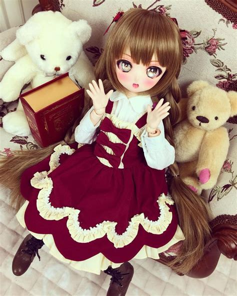 jointed doll anime photo by nanamijunko dolls dolls bjd and