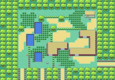 layout of safari zone in fire red optimus 5 search image safari zone leaf green