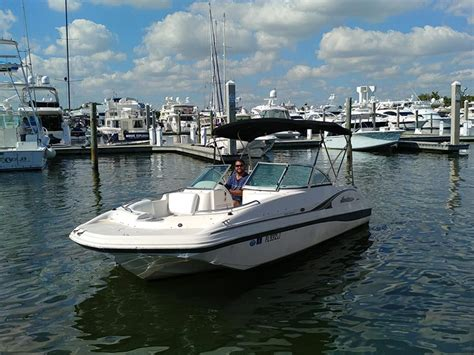 boat fort lauderdale deck boat rentals in fort lauderdale versatile open bow