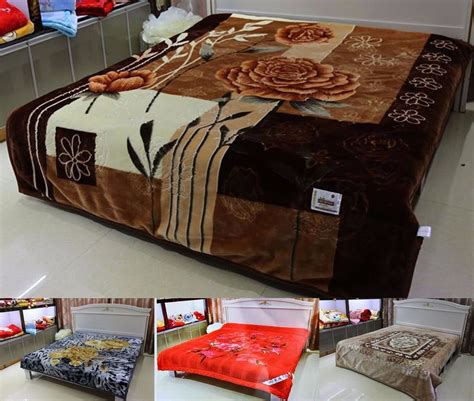 heavy blanket for bed new heavy ultra soft thick and warm 2ply bed blanket