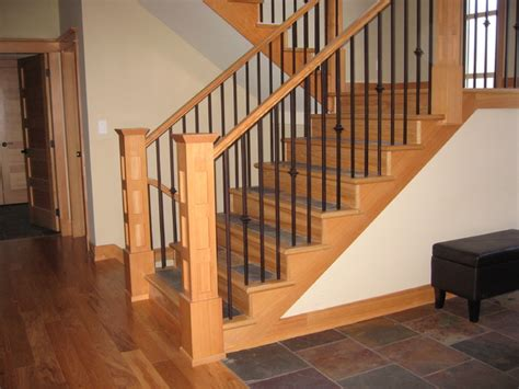 Interior Balusters by Interior Railings Traditional Entry Vancouver By