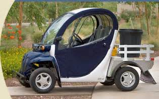 Gem Electric Vehicles Uk Gem Es Electric Powered Utility Vehicle