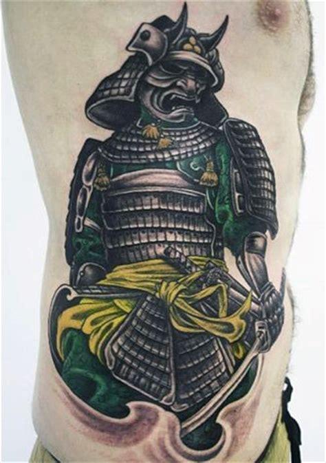samurai armor tattoo 50 samurai designs for noble japanese warriors