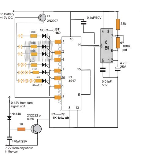led turn signal flasher wiring diagram wiring diagram