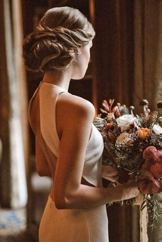 36 Perfect Combinations Of Wedding Hairstyles And Bridal