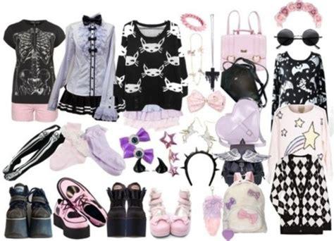 kawaii pastel goth fashion tumblr shirt pastel pastel goth purple button up shirt bows