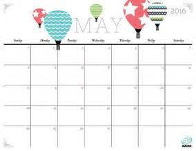 Printable Calendar 2016 Monthly 20 Free Printable Calendars For 2016