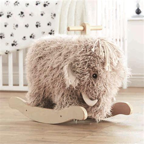 neo rocking ride on mammoth elephant kids bedroom