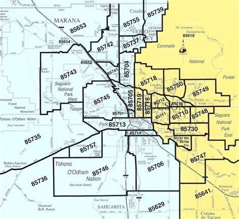 zip code map lookup arizona zip code map kleinconstantiacycling com